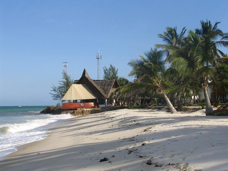 kenya-Africa-beach